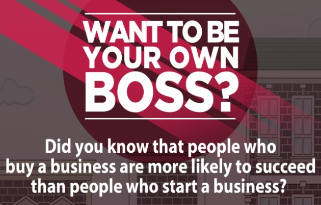 Want To Be Your Own Boss?