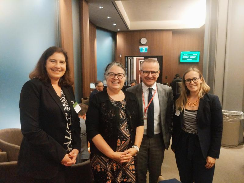 CFIB meets with Minister of National Revenue Diane Lebouthillier